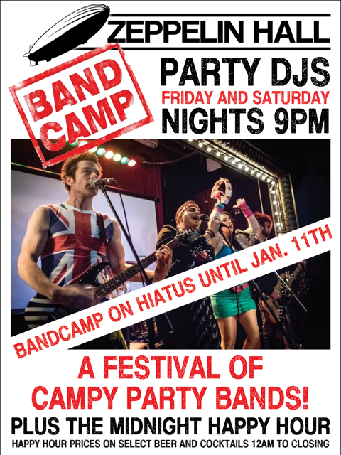 Band Camp 1