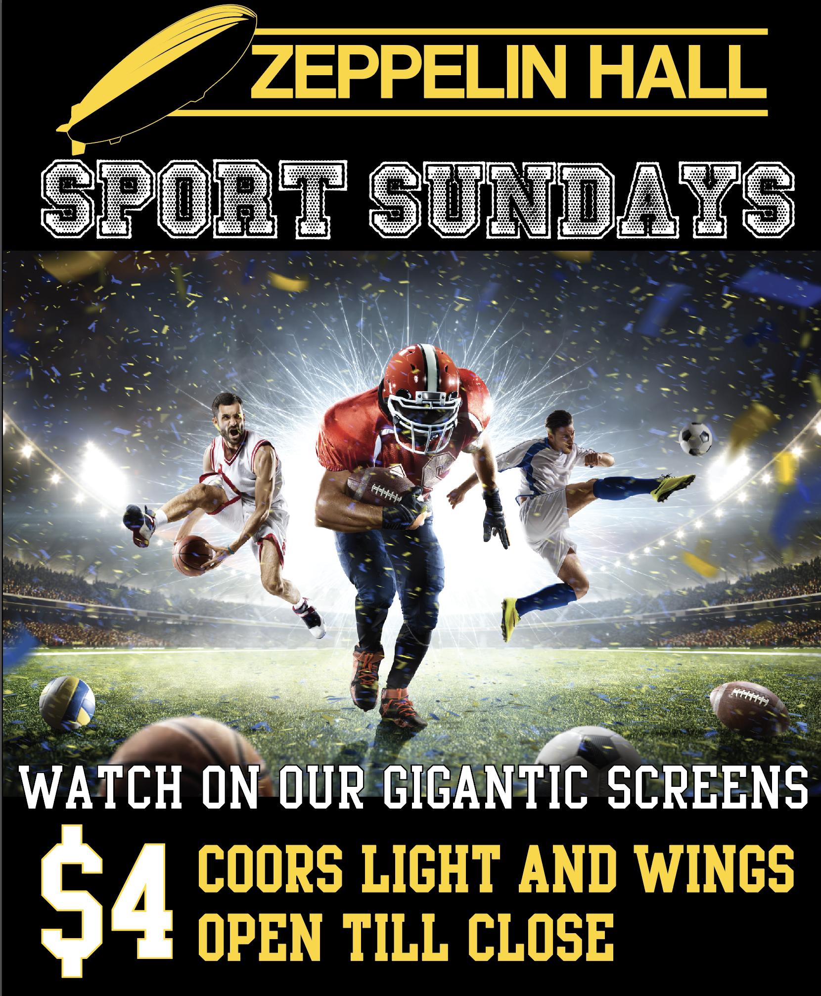 Sport Sundays