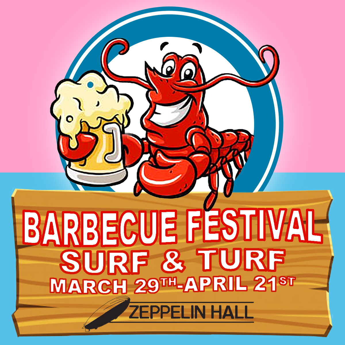 BBQ Festival – Surf and Turf