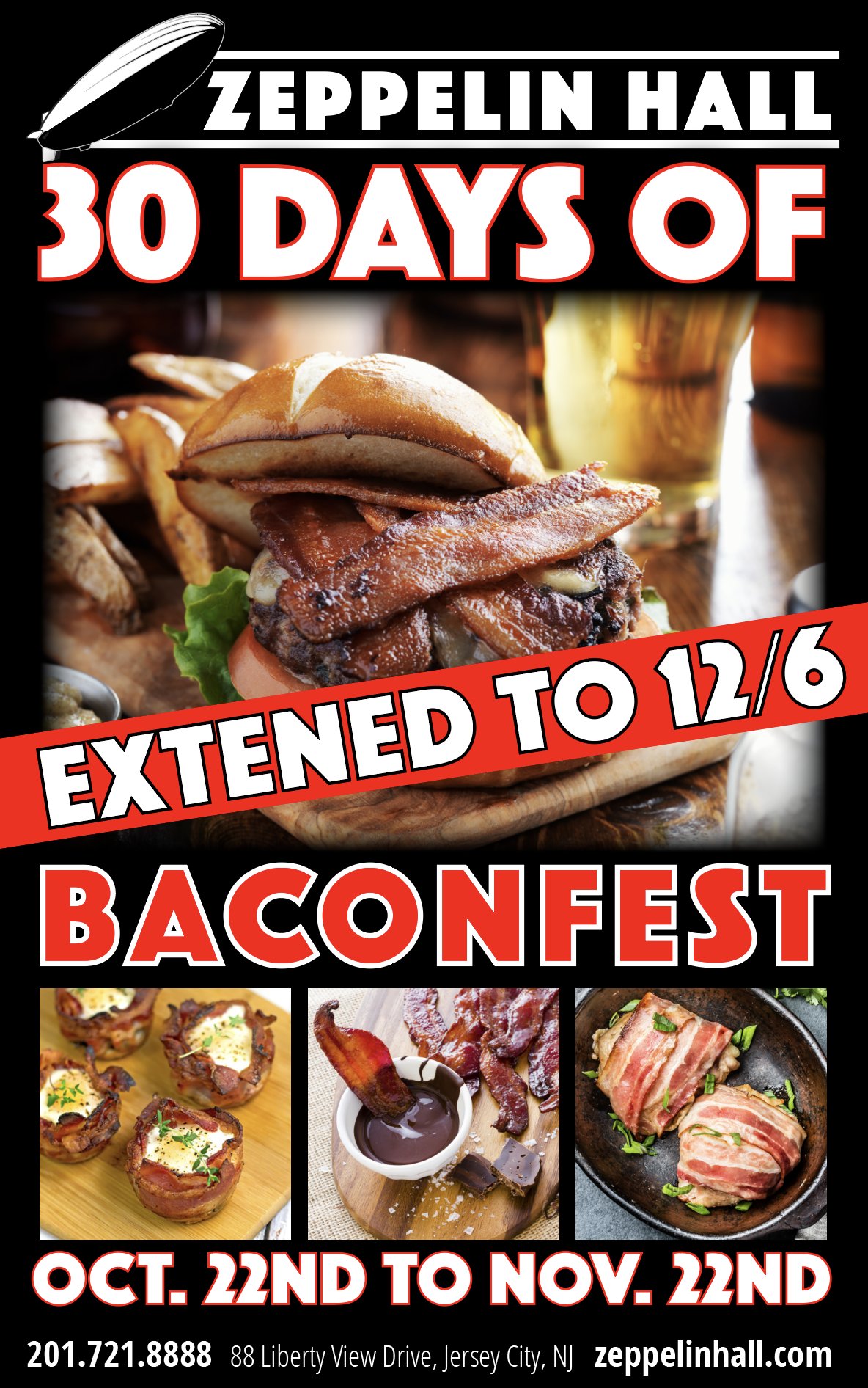 30 Days of Bacon